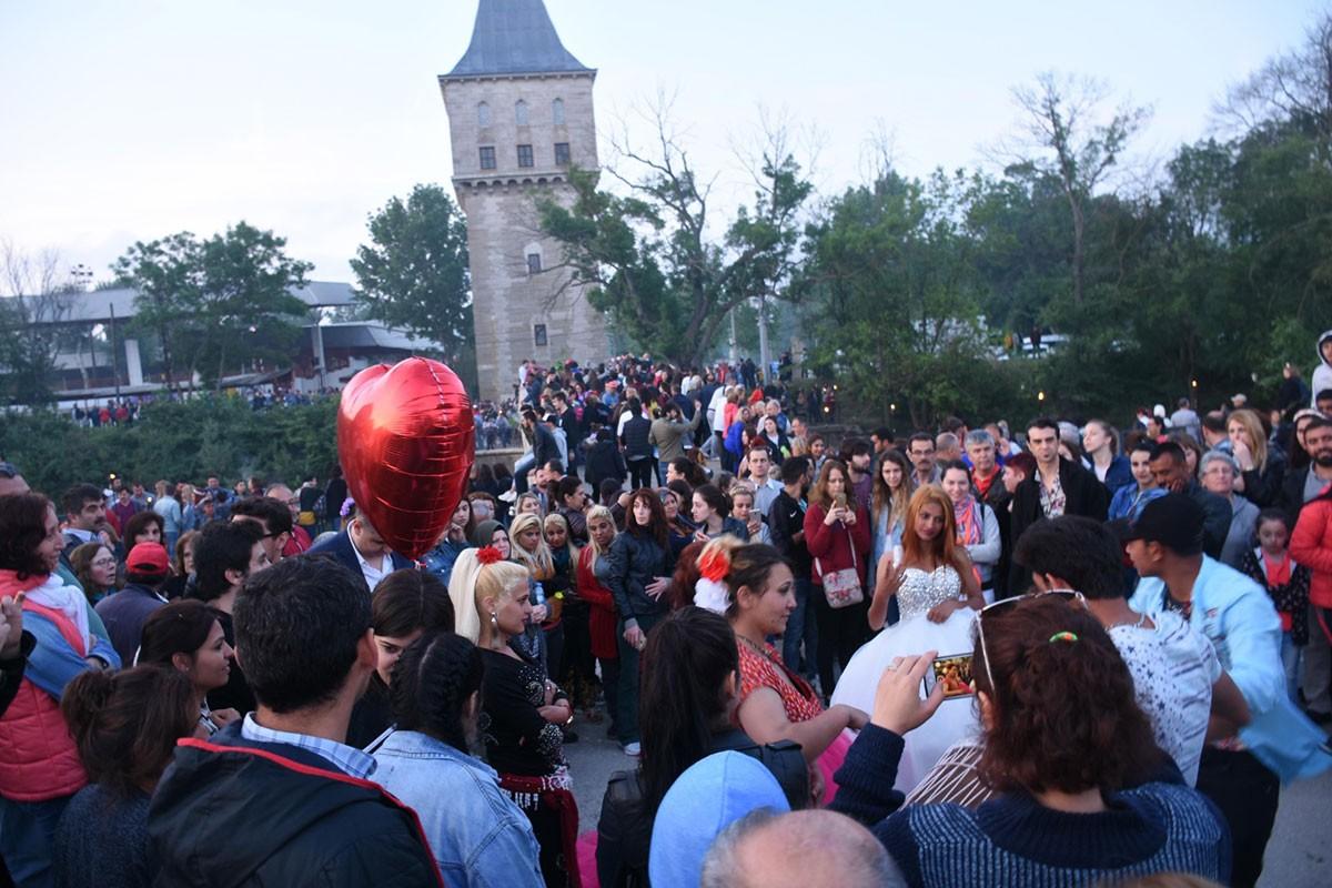Edirne'de Kakava şenlikleri