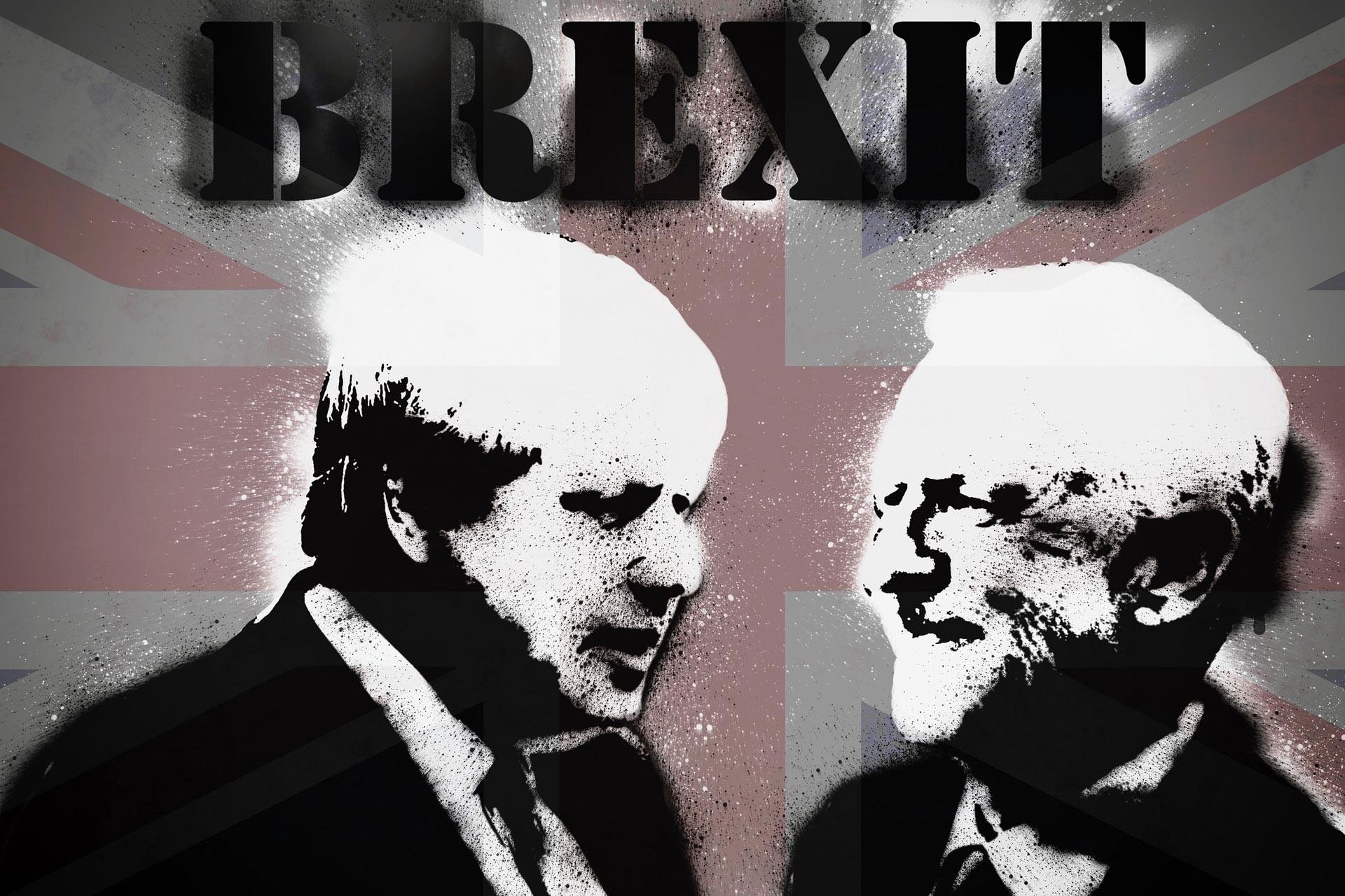 Boris Johnson ve Jeremy Corbyn