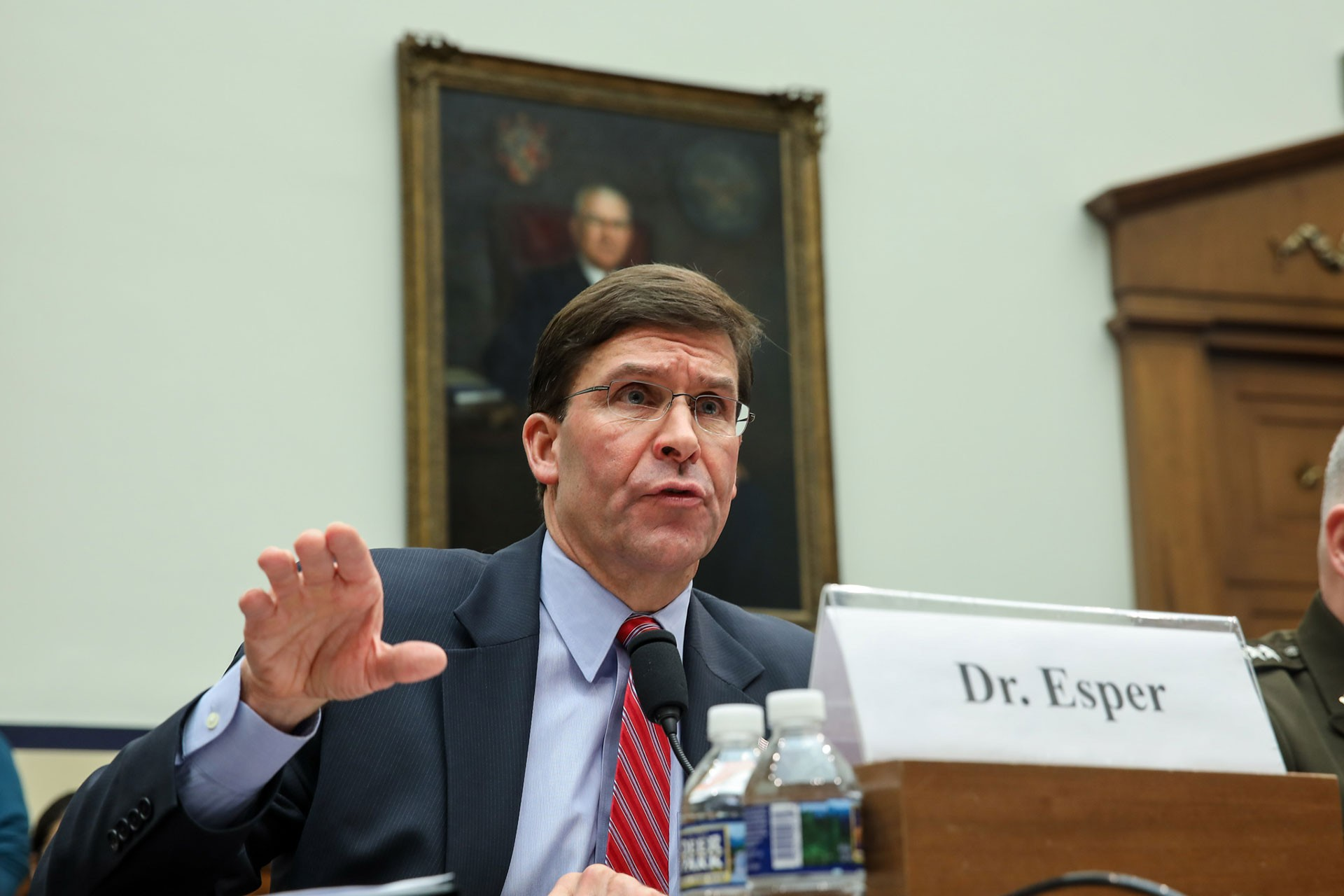 Mark Esper