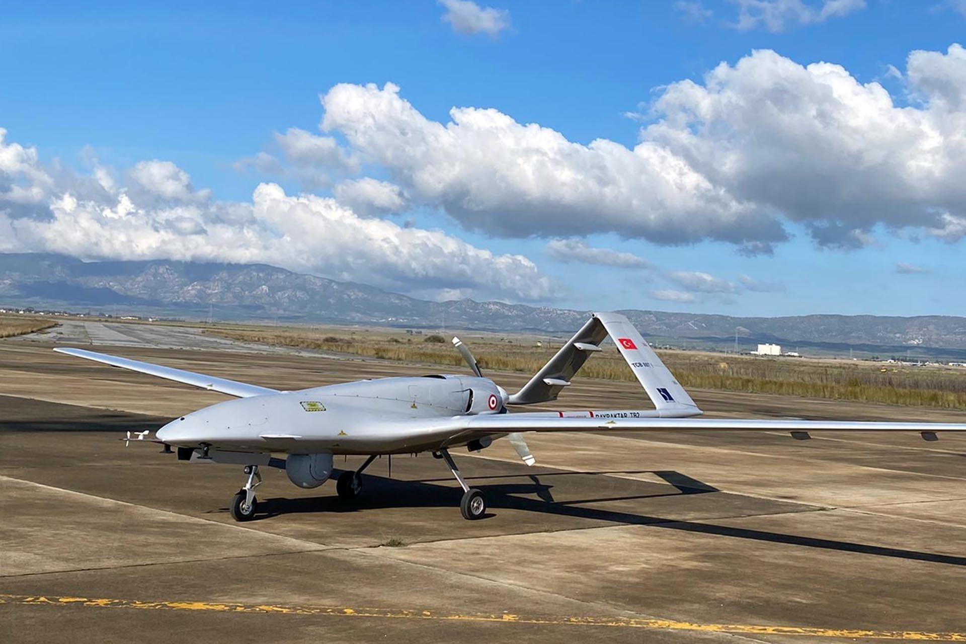 Silahlı insansız hava araçları SİHA
