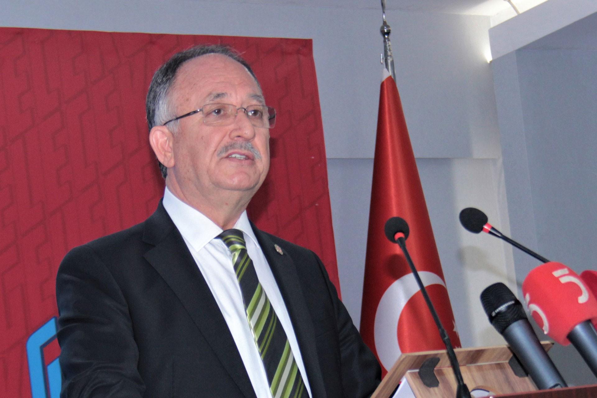 Saadet Partisi Genel Başkan Yardımcısı Şerafettin Kılıç