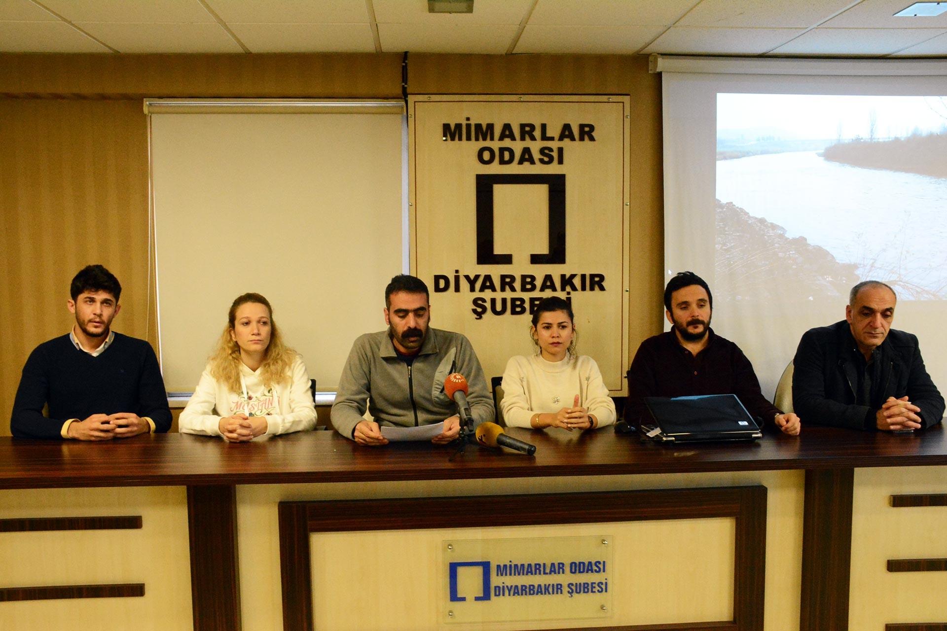 Diyarbakır Mimarlar Odası Sur'la ilgili açıklama yaptı