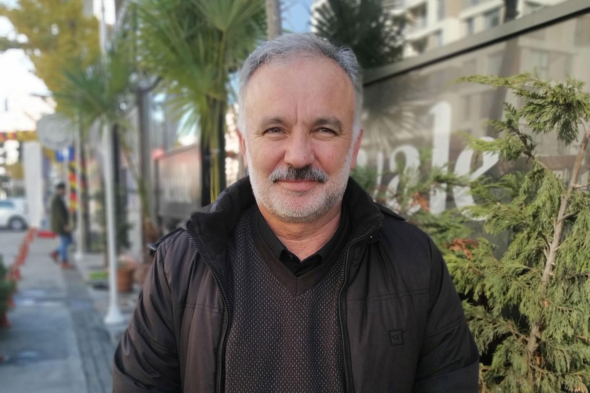 Kars Belediye Eş Başkanı Ayhan Bilgen