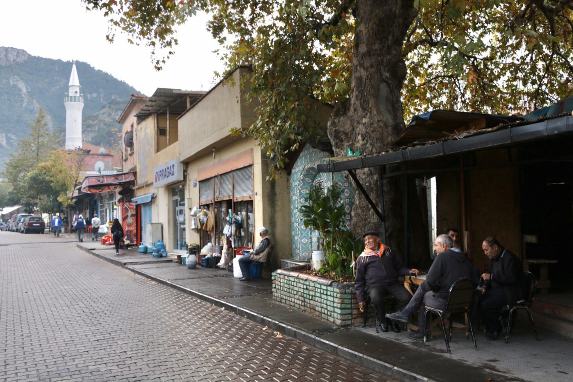 Mahalle görüntüsü