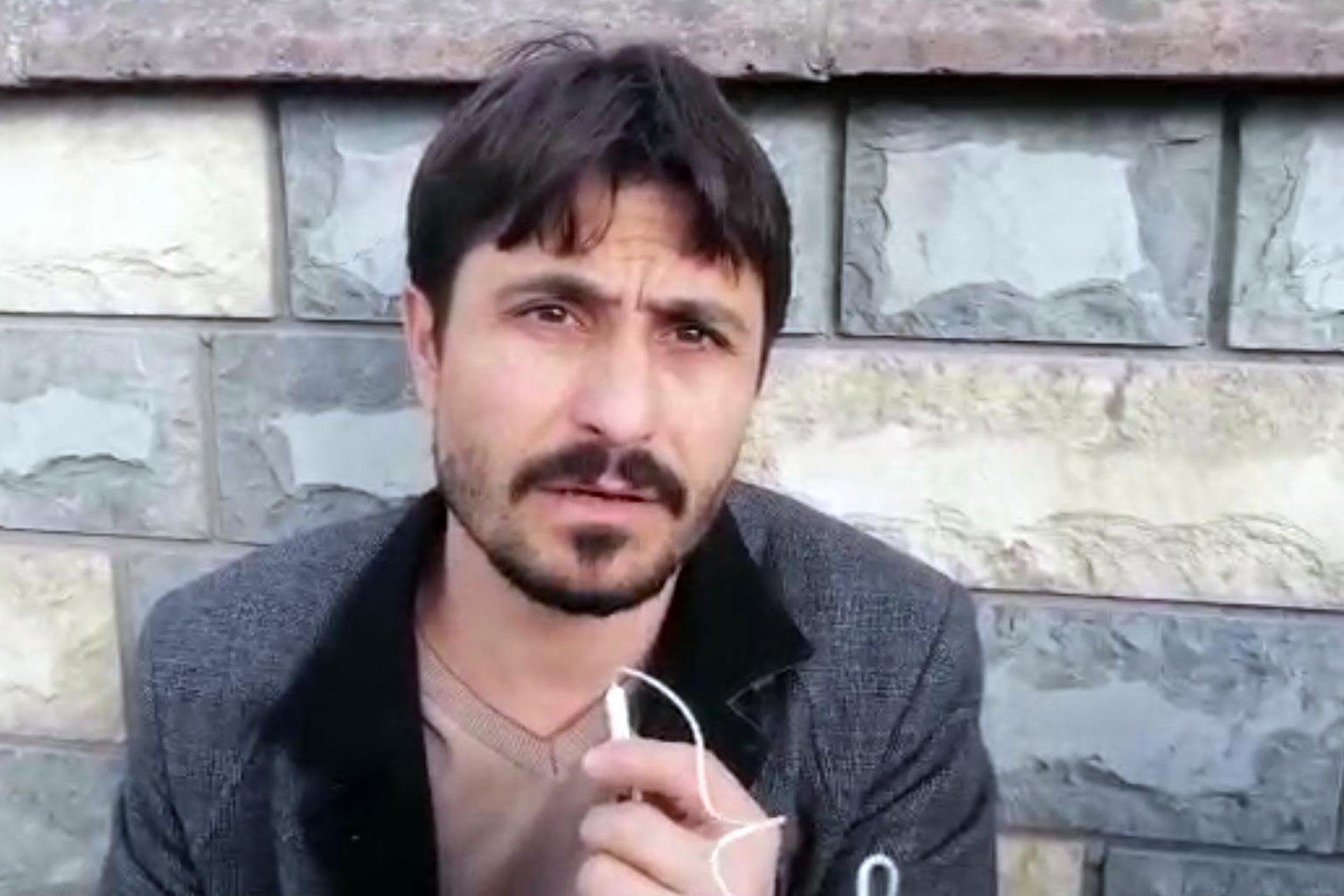 Grevdeki Trelleborg işçisi İhsan Özgenç