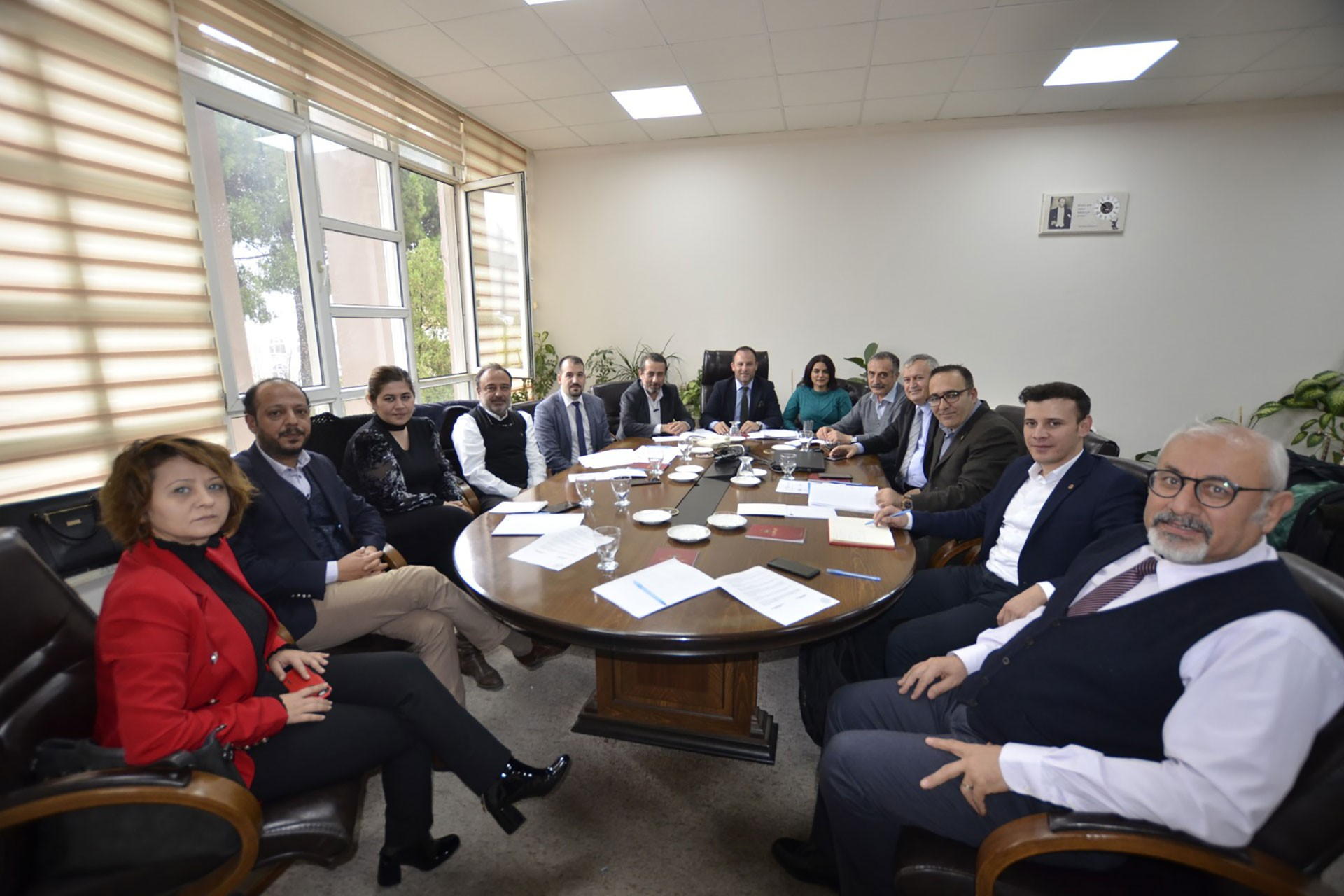Sosyal İş Sendikası Aydın Barosu ile TİS imzaladı