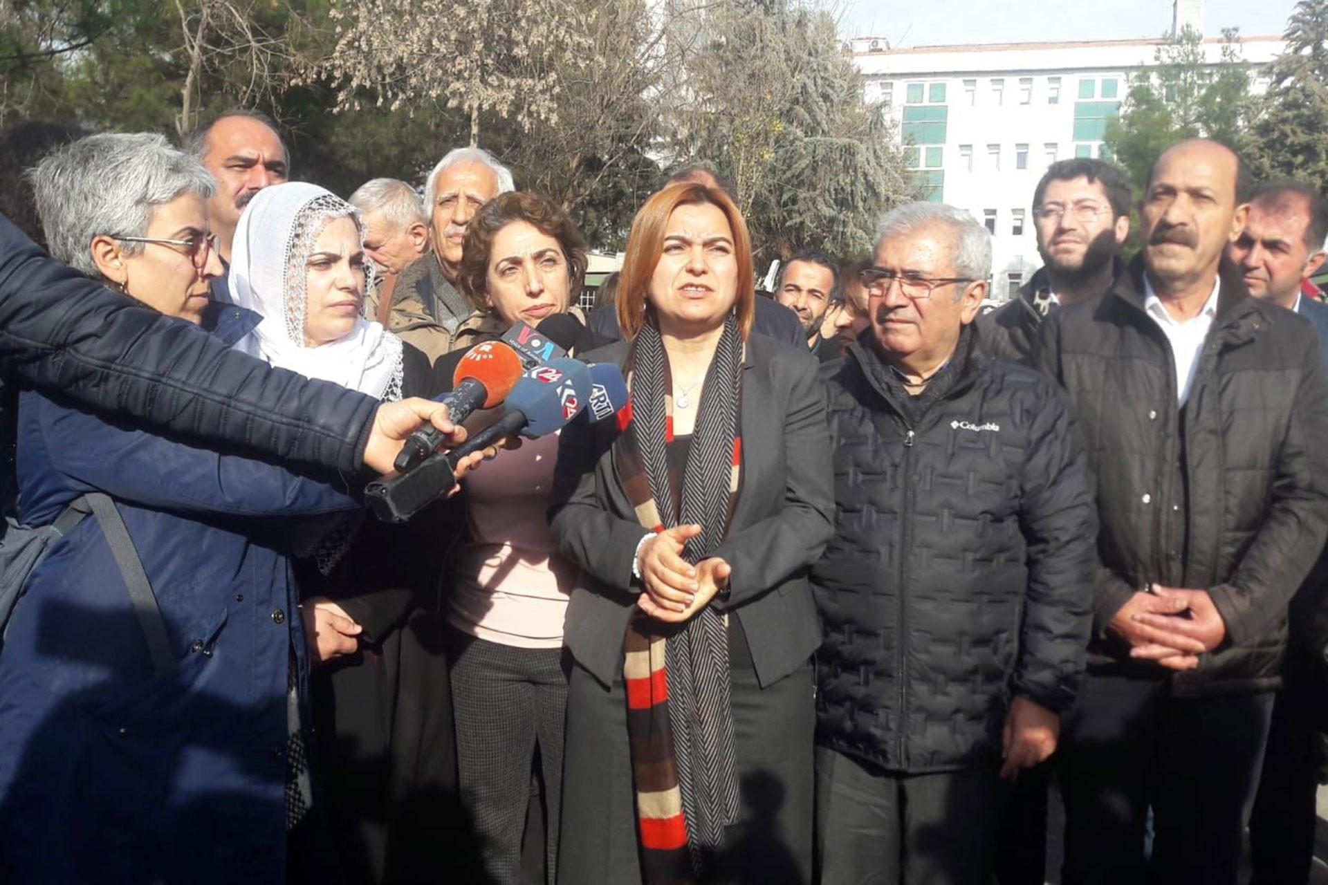 Selçuk Mızraklı davasının ardından yapılan basın açıklaması