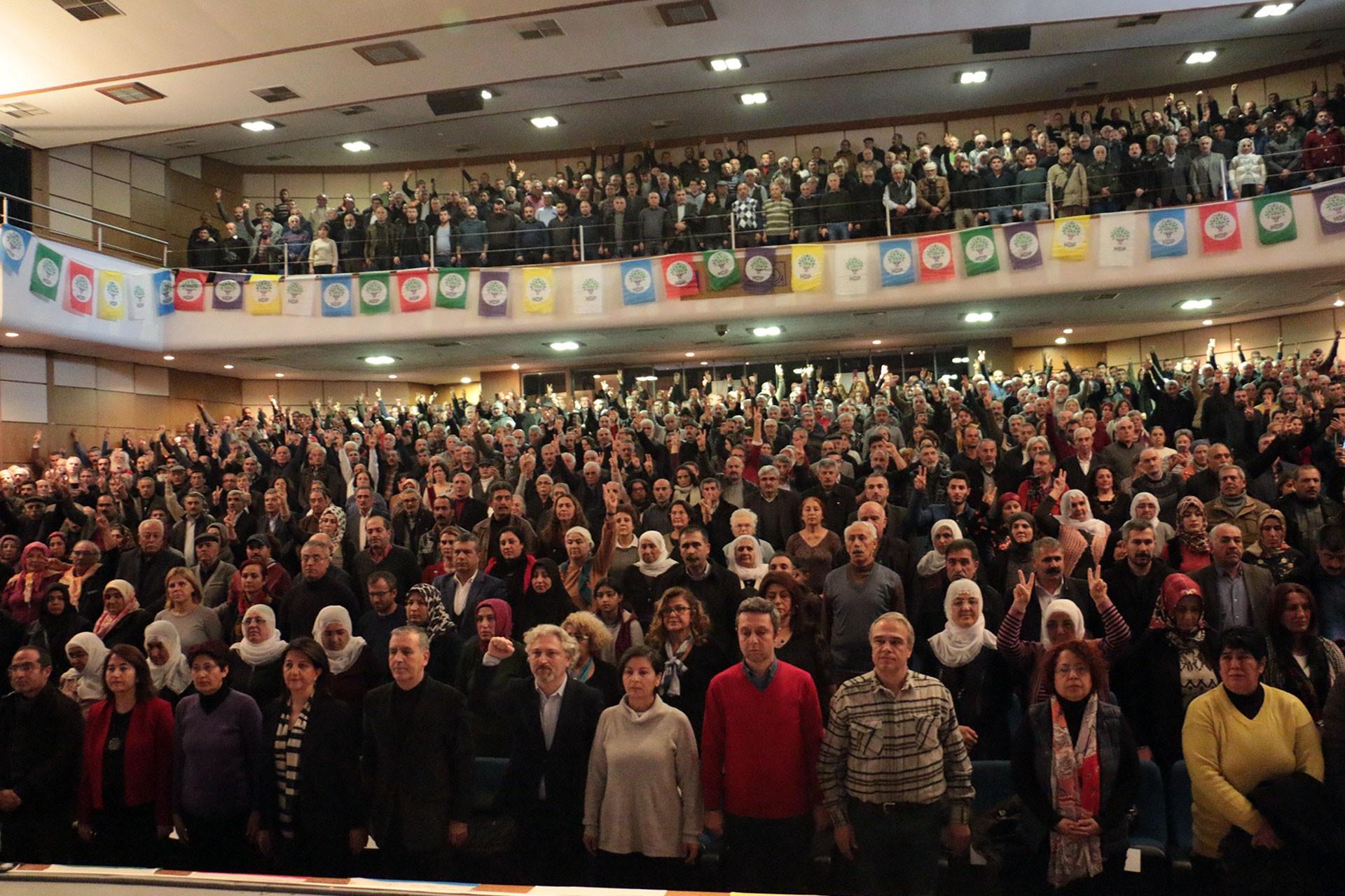 HDP İzmir İl Örgütü 3. Olağan Genel Kurulu