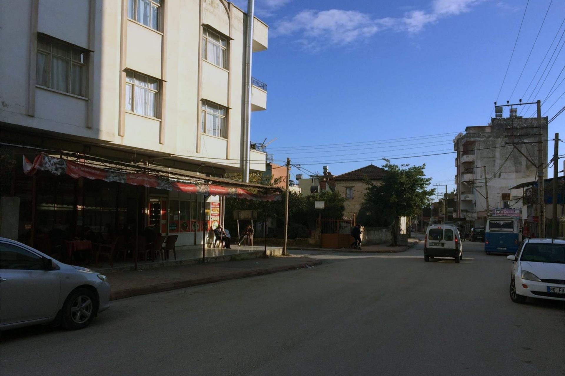 Mersin Demirtaş Mahallesi'nden sokak görünümü
