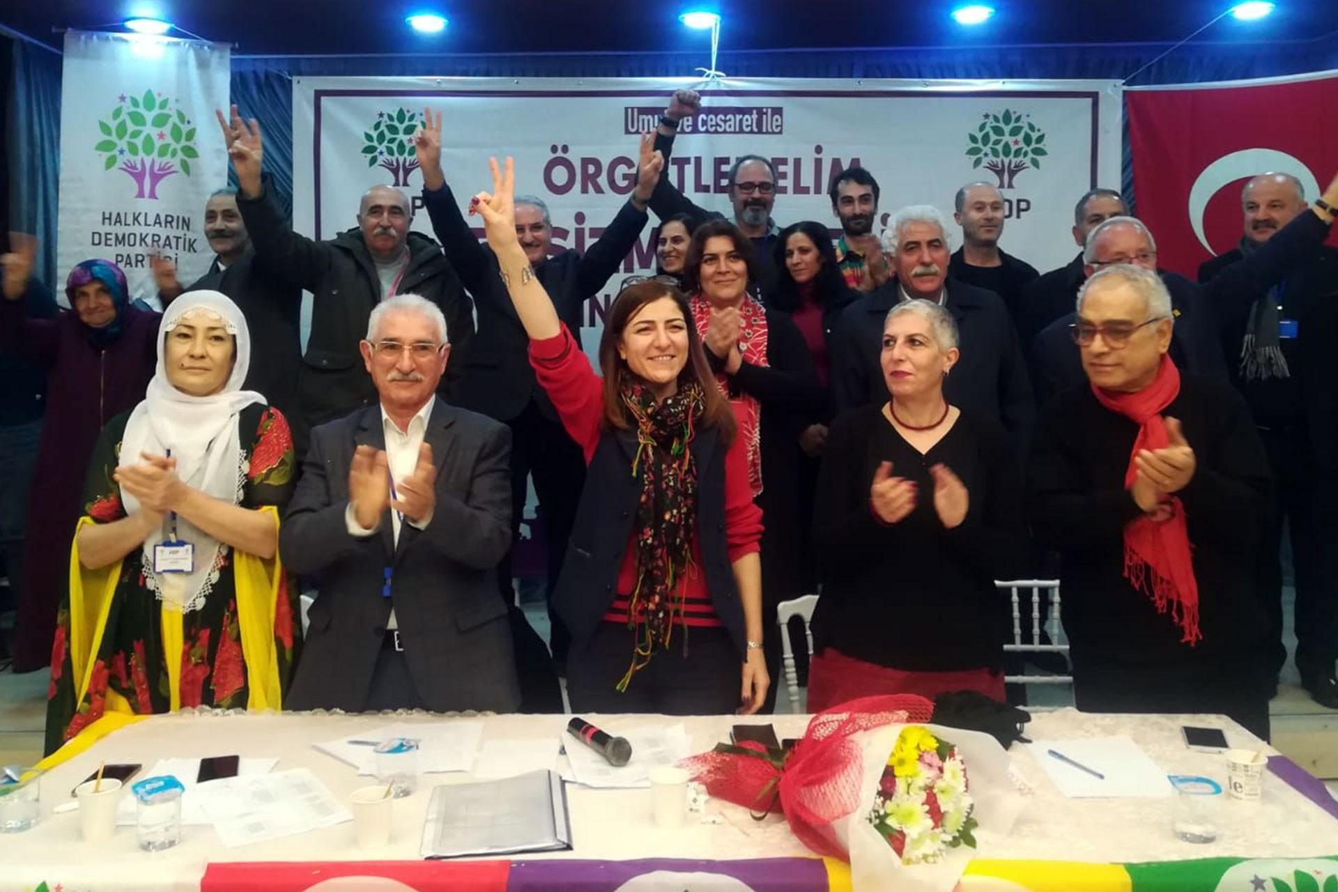 HDP Kocaeli İl Örgütü 3. olağan genel kurulundan