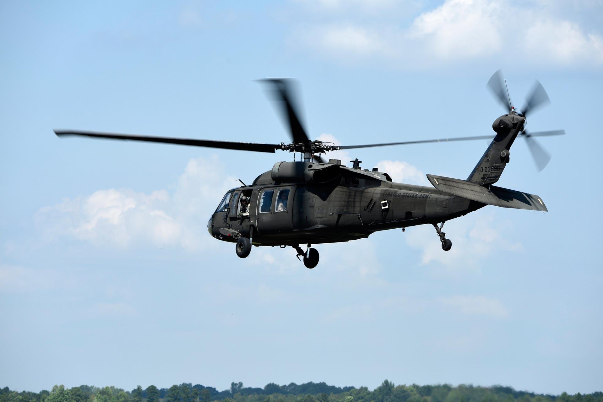ABD savaş helikopteri