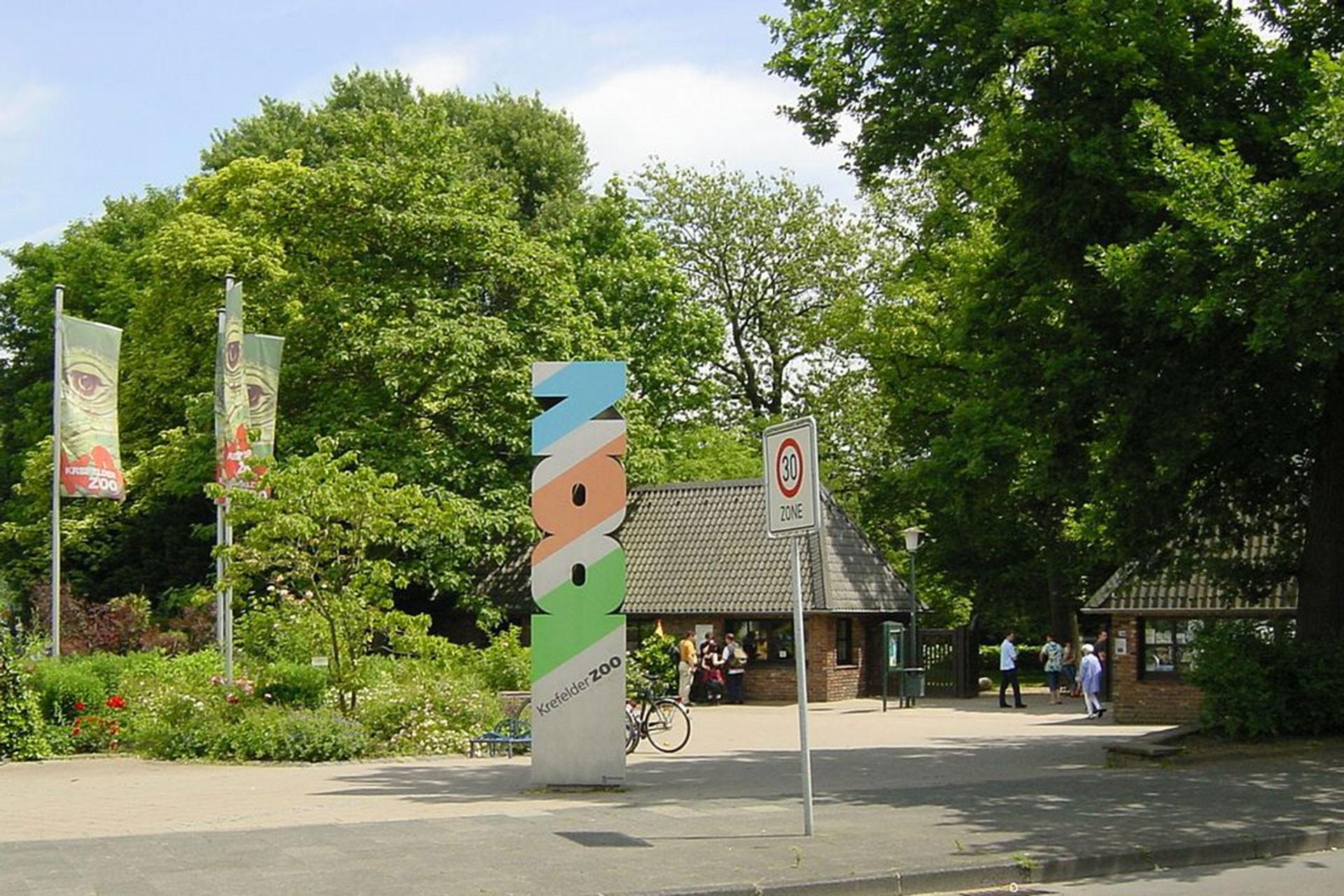 Krefeld Hayvanat Bahçesi