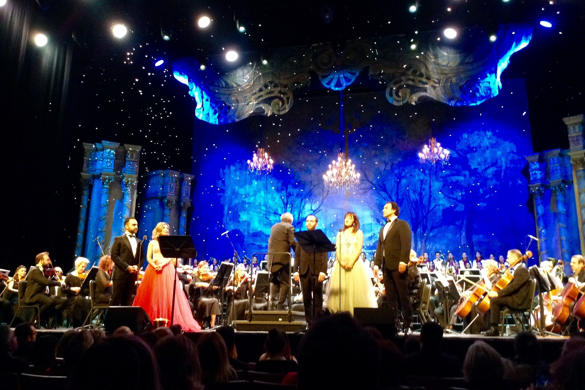 İstanbul Devlet Opera ve Balesi'nin Yeni Yıl Konseri