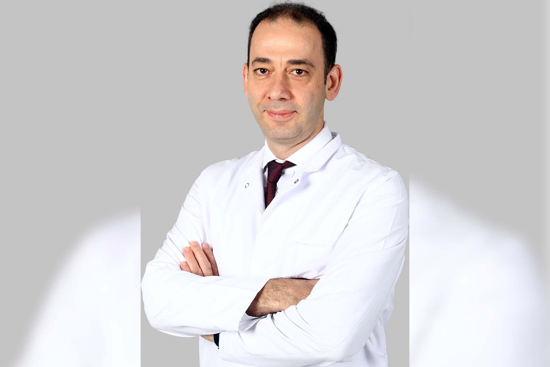 Göğüs Hastalıkları Uzmanı Dr. Mesut Bayraktaroğlu
