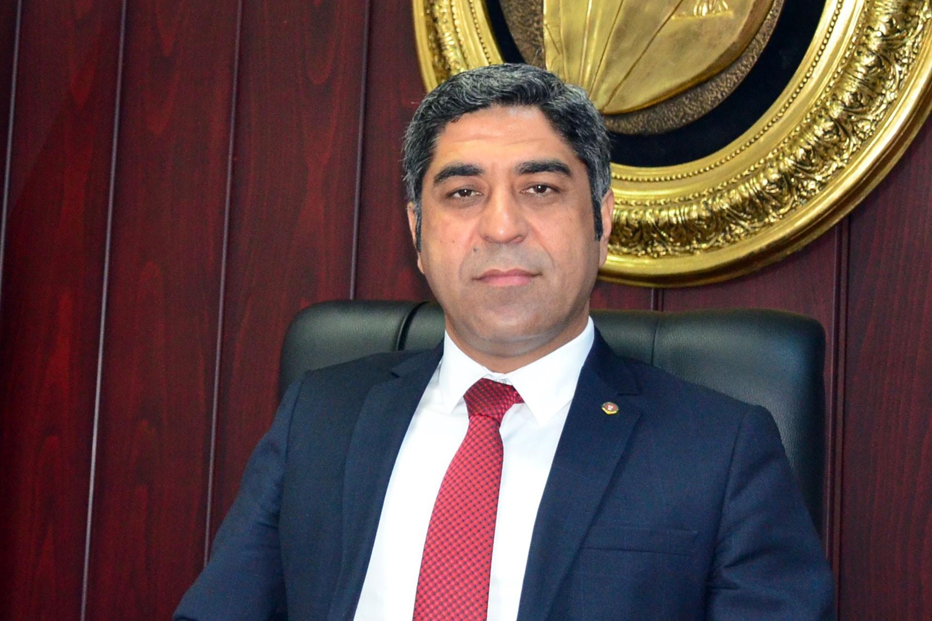 Adana Baro Başkanı Veli Küçük