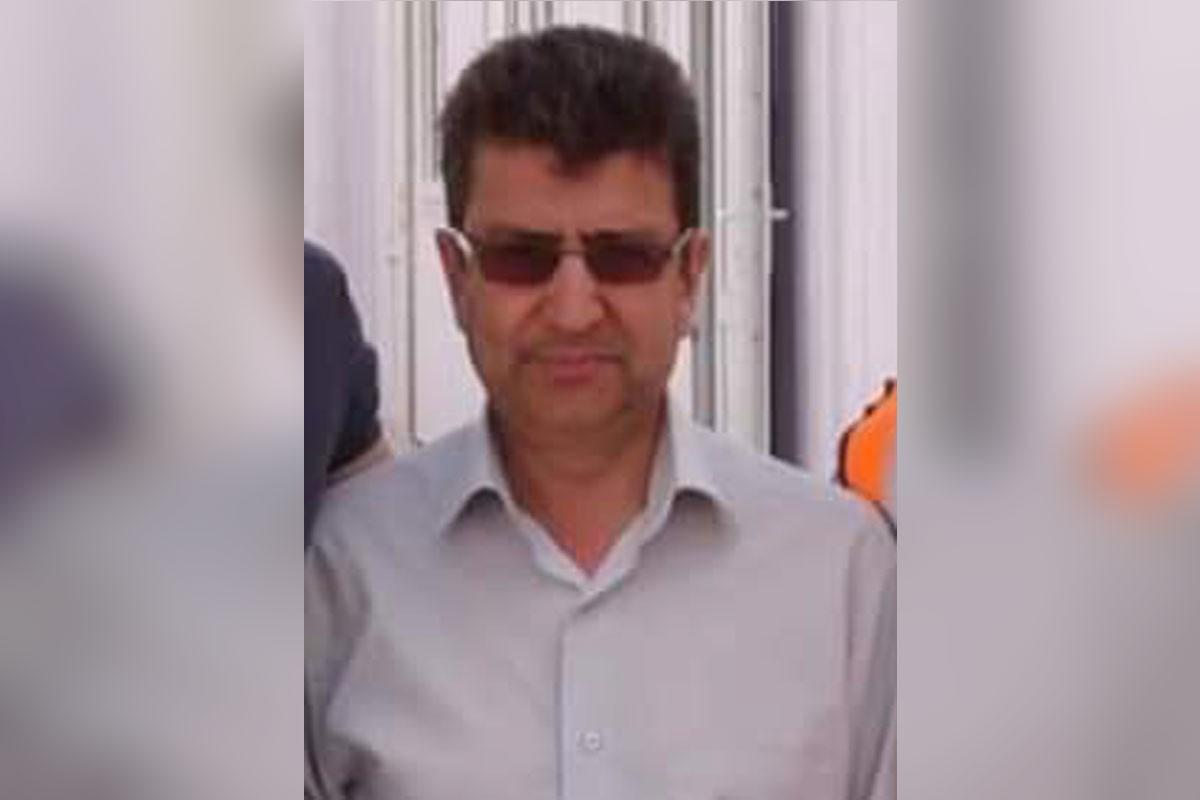 Havelsan inşaatından düşerek yaşamını yitiren İş Güvenliği Uzmanı Yüksel Erdoğan Alayoğlu'nun fotoğrafı.