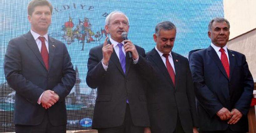 Kılıçdaroğlu: Arınç yolsuzluğu itiraf ediyor