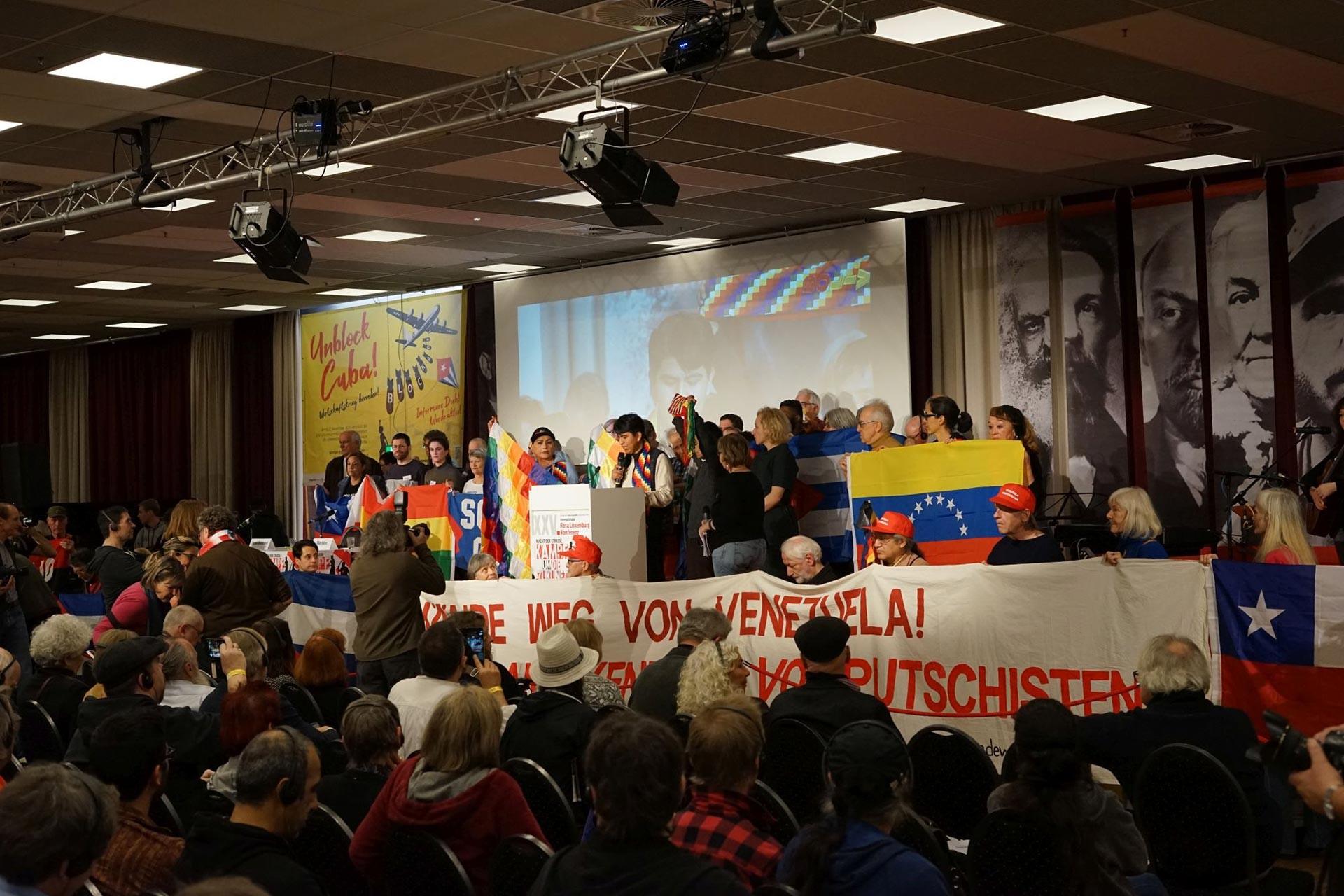 25. Rosa Luxemburg Konferansı