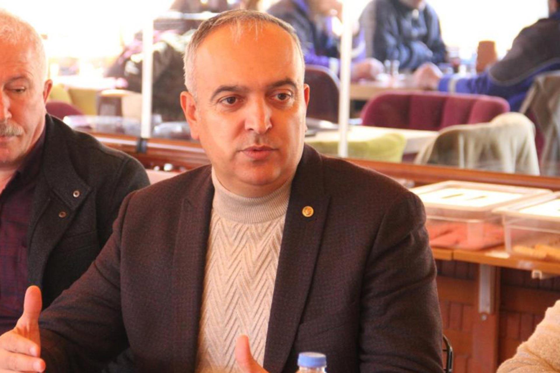 Borçka Belediye Başkanı Ercan Orhan