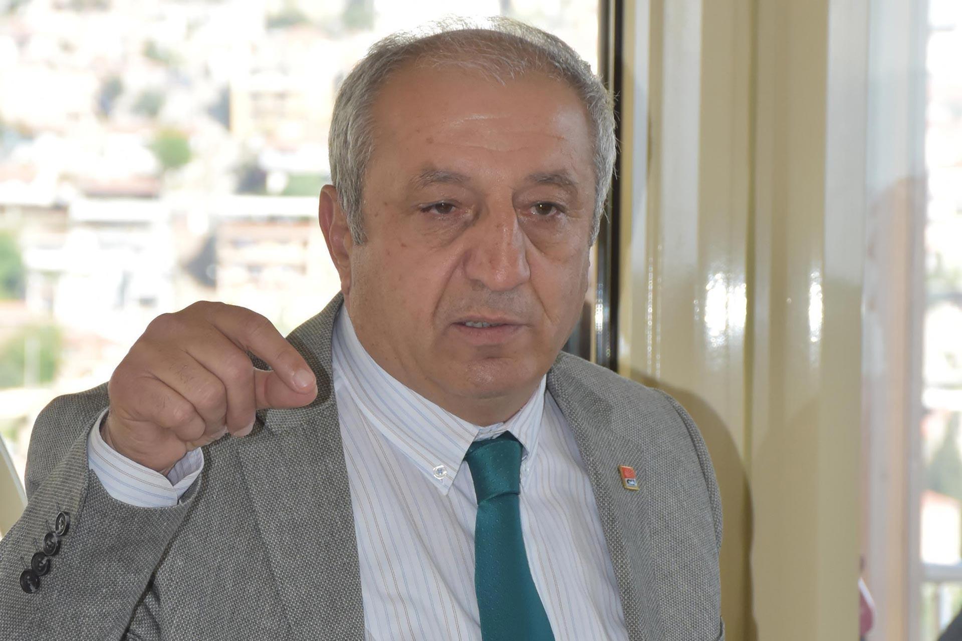 Çiğli Belediye Başkan Yardımcısı Ali Rıza Koçer