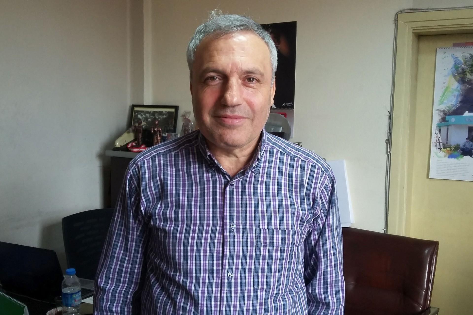 Zonguldak Çevre Koruma Derneği Başkanı Ahmet Öztürk