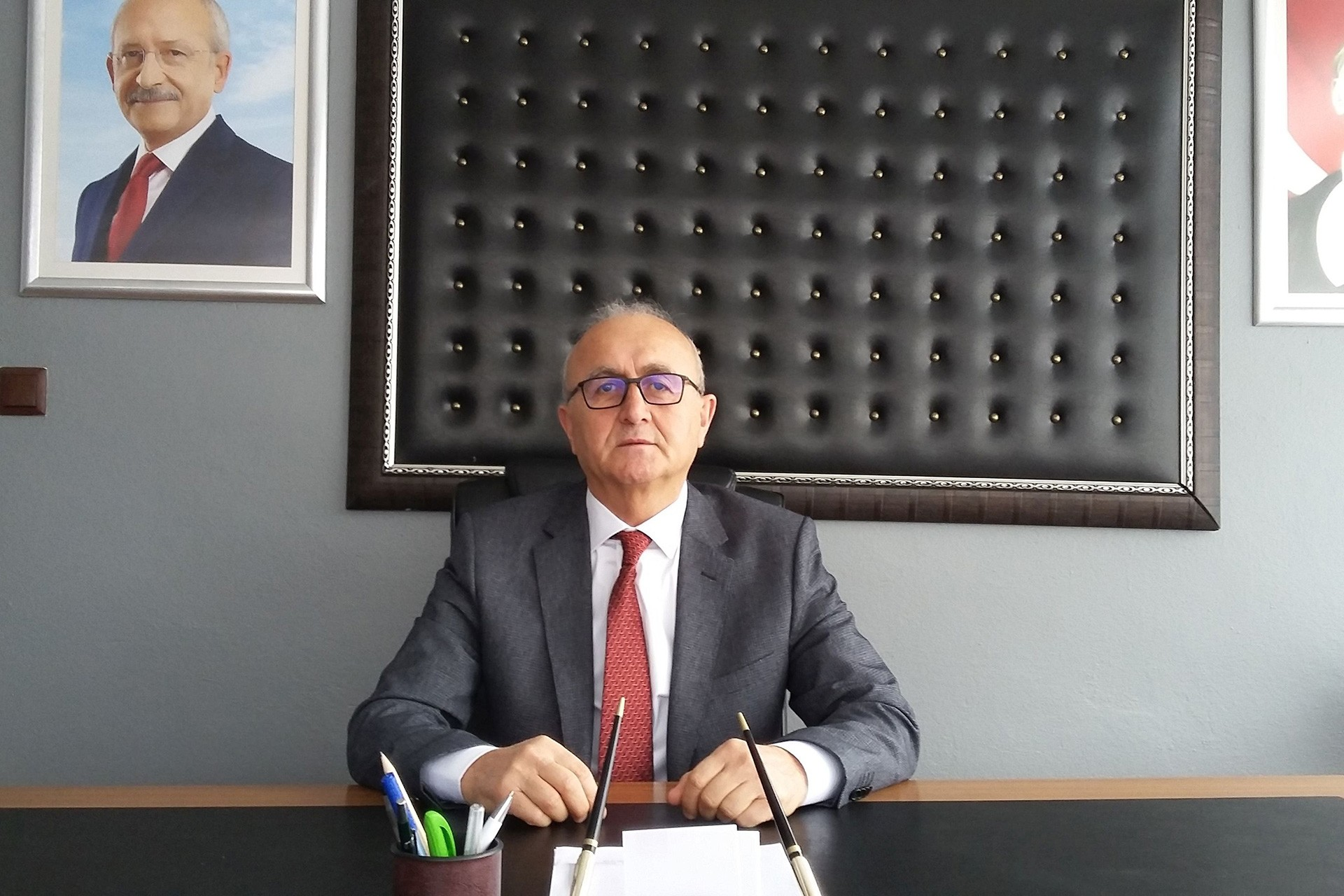 CHP Zonguldak İl Meclis Üyesi Burhanettin Çakır