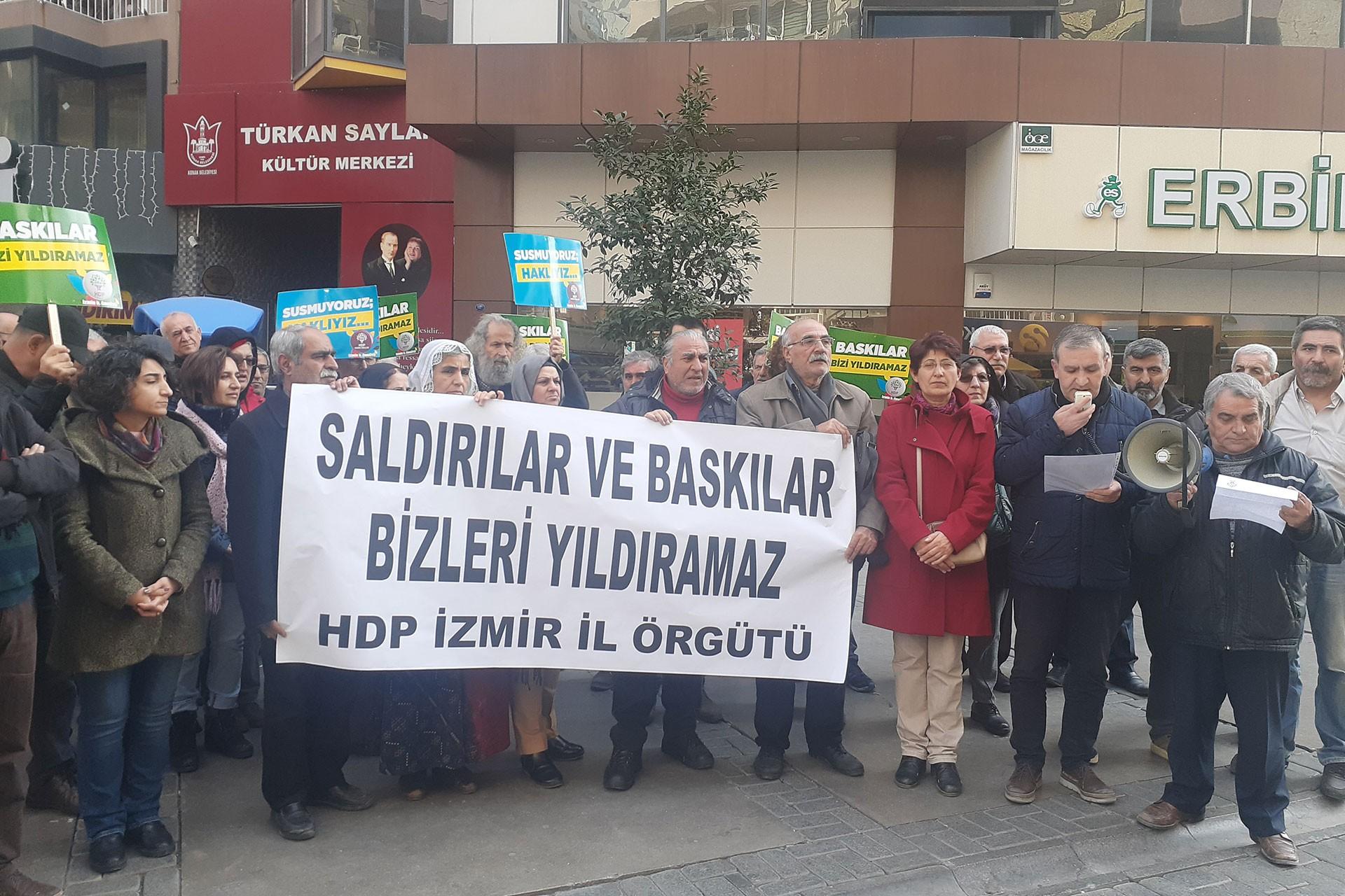 HDP İzmir İl Örgütü