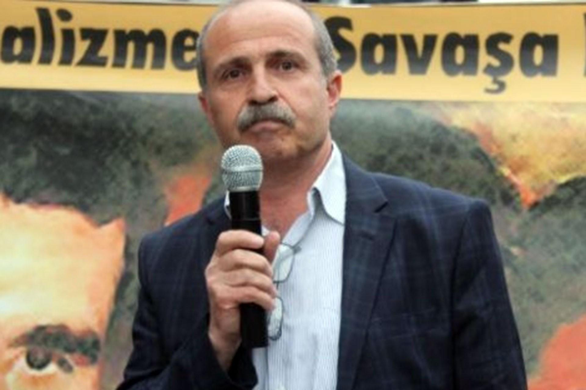 Emek Partisi Gebze İlçe Örgütü Başkanı Hasan Atik