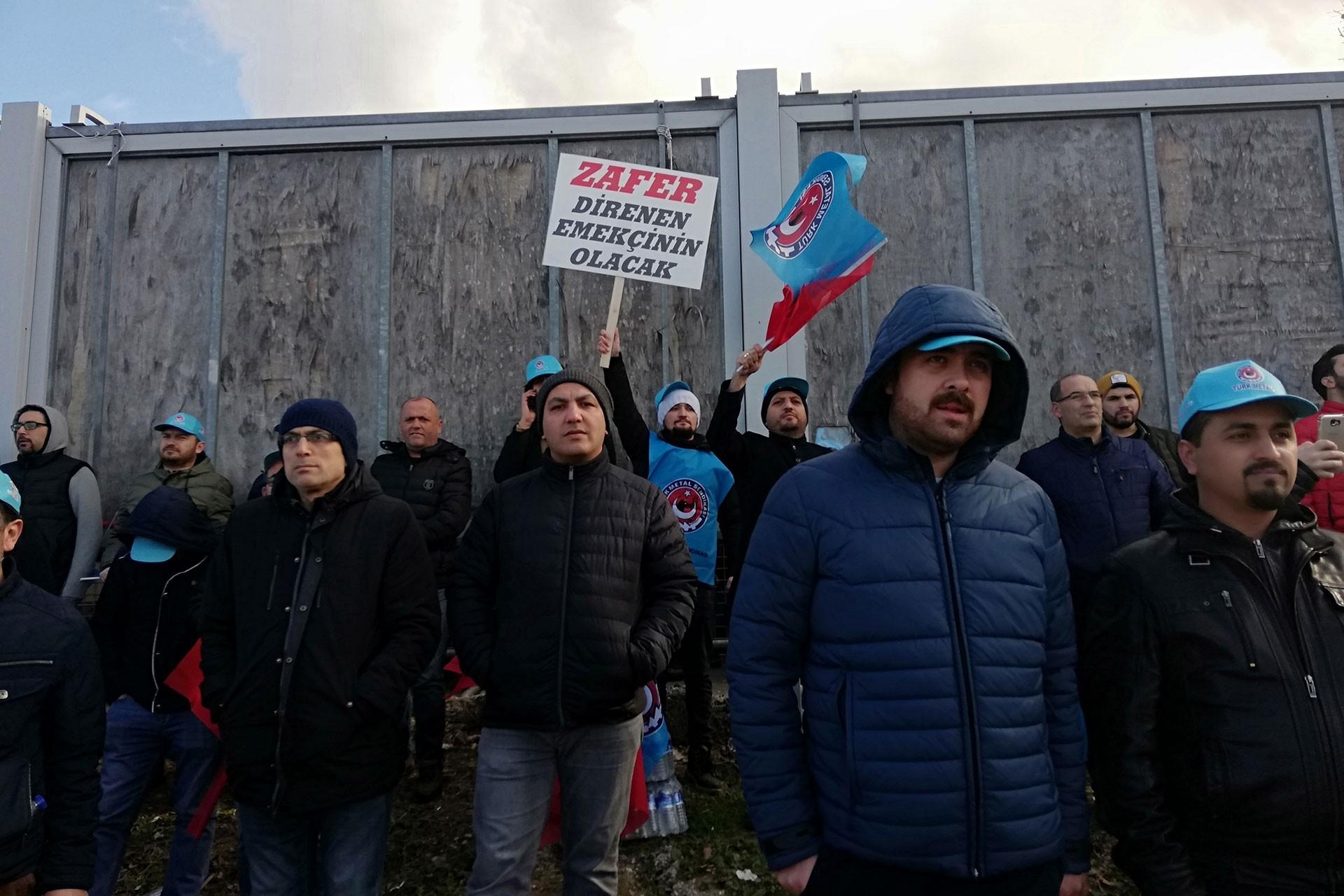 Türk Metal işçileri
