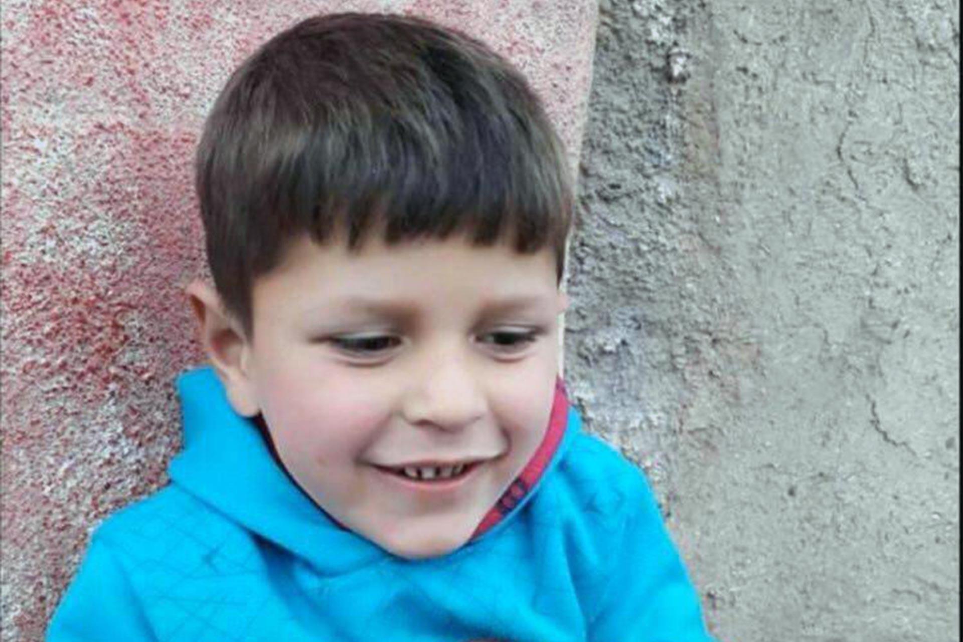 Çınar'da kaybolan 8 yaşındaki Muhammed Veli Dümez