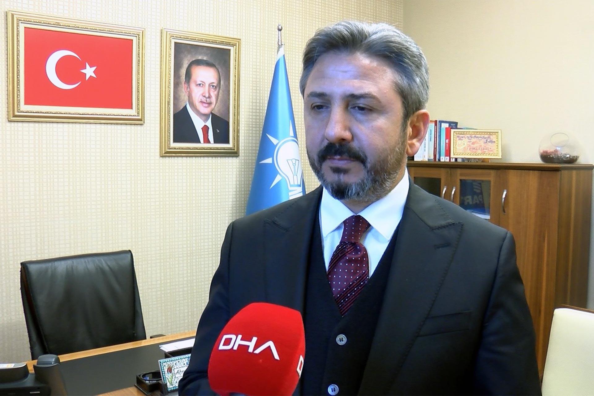 AKP Milletvekili Ahmet Aydın