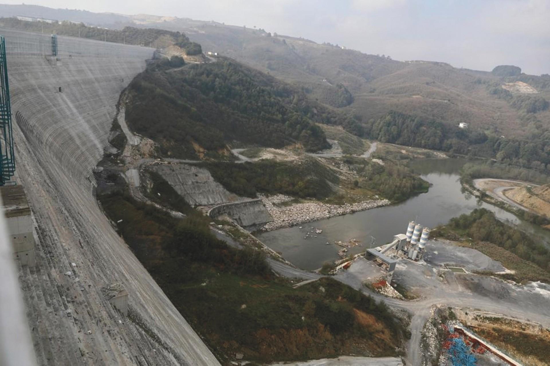 Melen Barajı