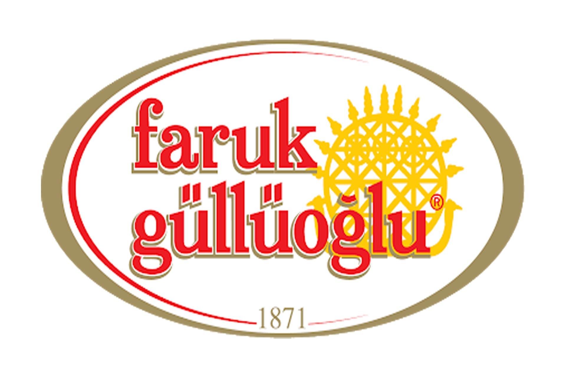Faruk Güllüoğlu logosu
