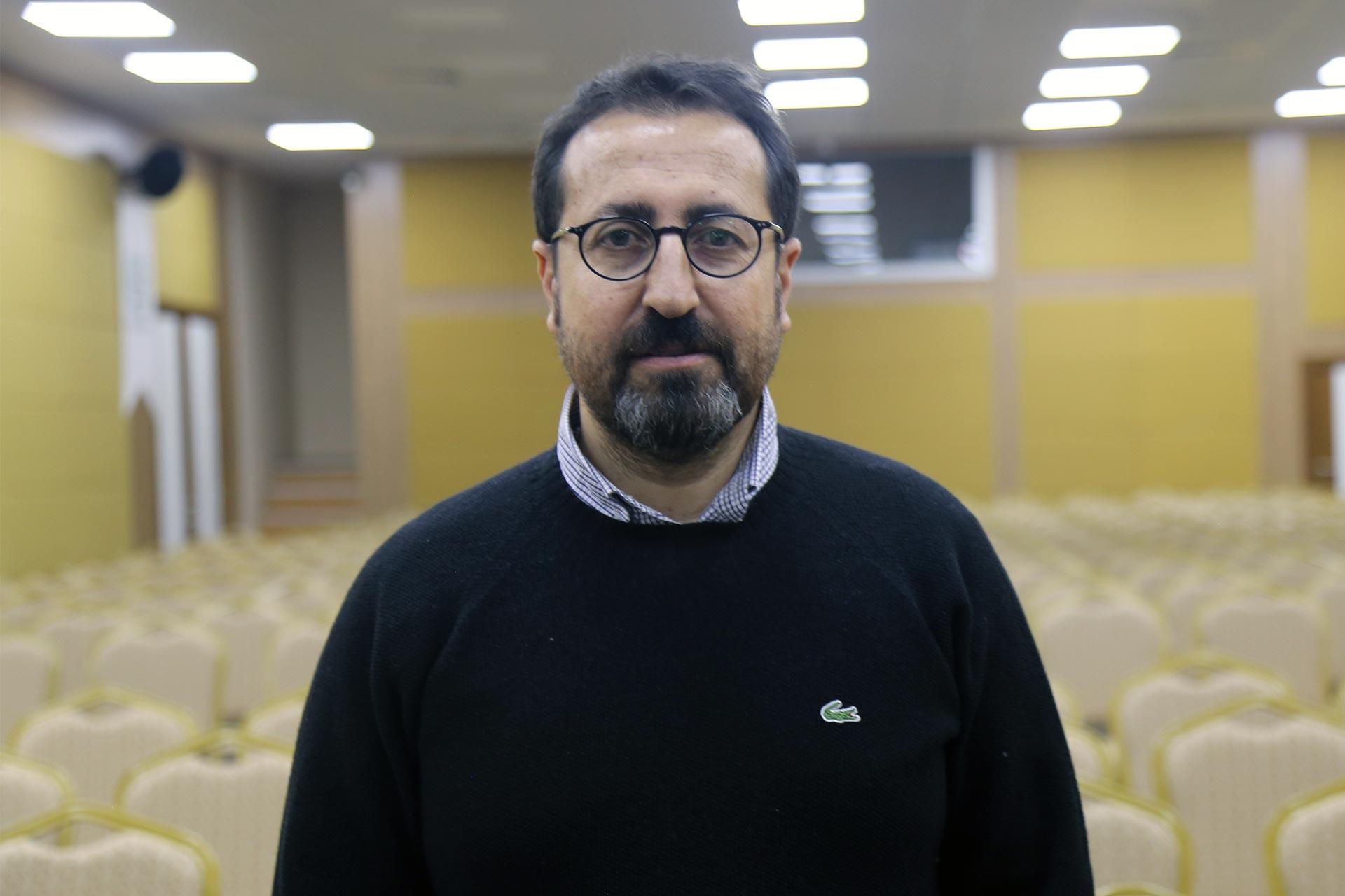 Van Barosu Göç ve İltica Komisyonu Üyesi Avukat Mahmut Kaçan