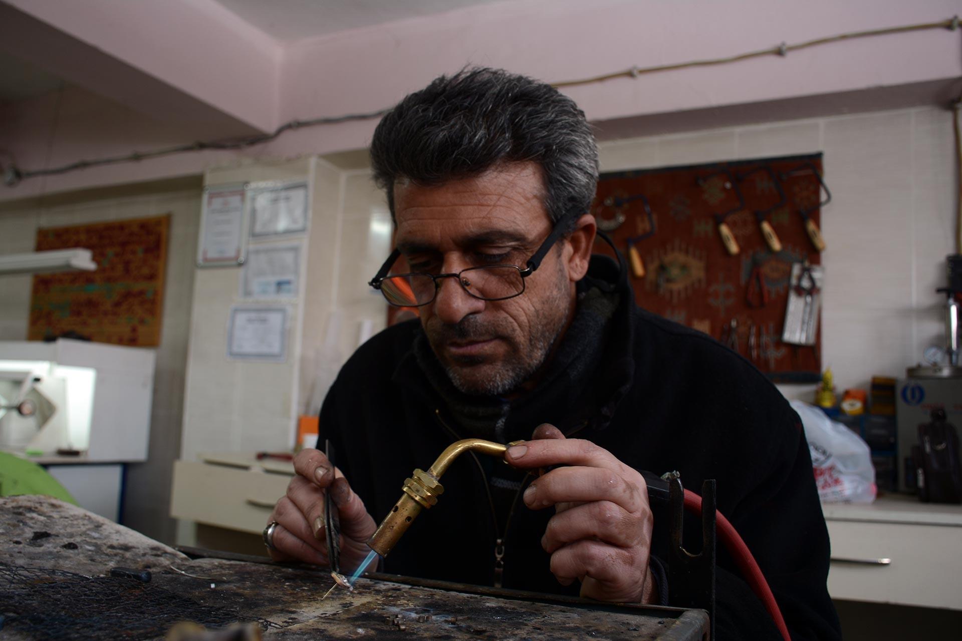 Van'da 2800 yıldır icra edilen geleneksel savat sanatı