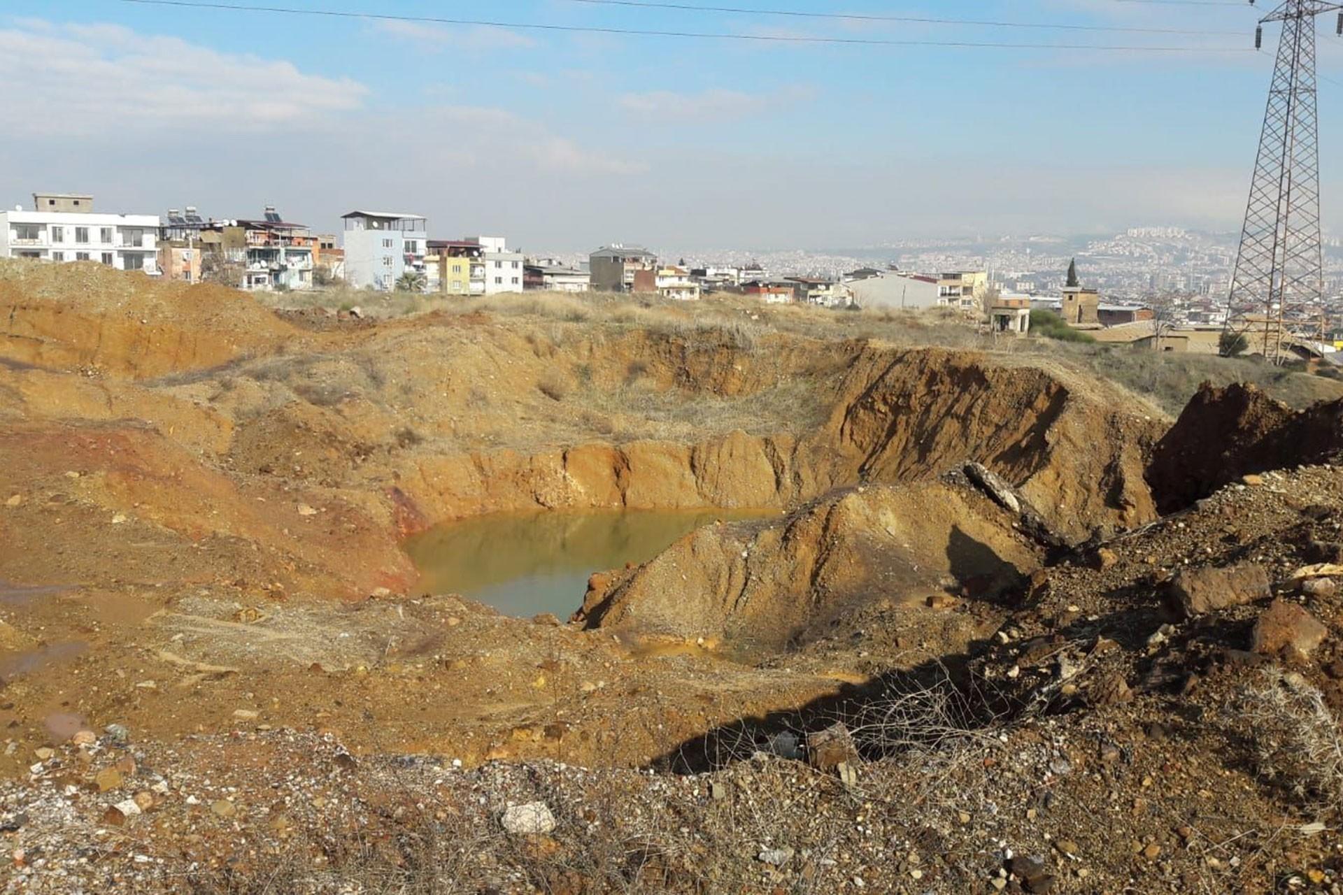 İzmir'in Çernobili denilen bölge
