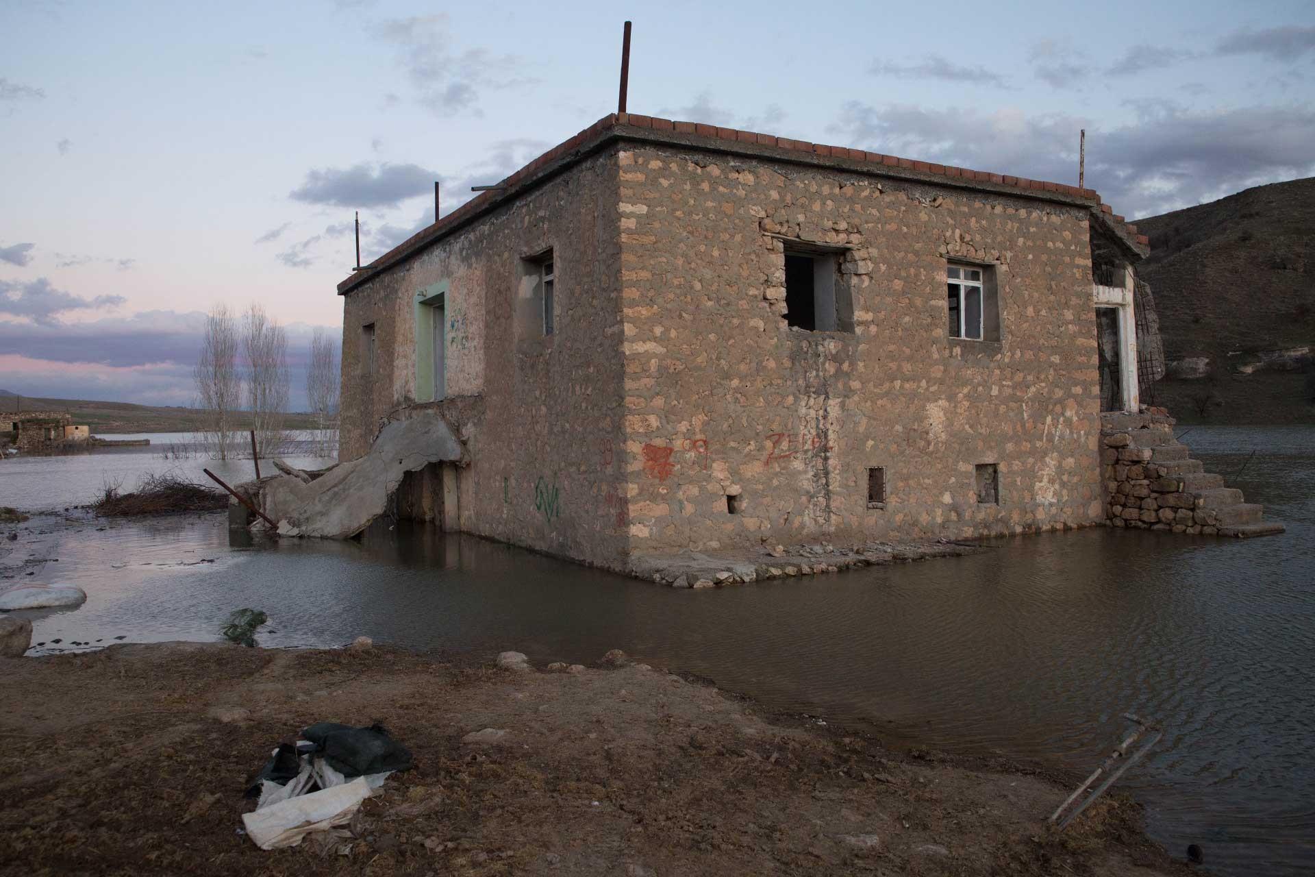 Urganlı köyü