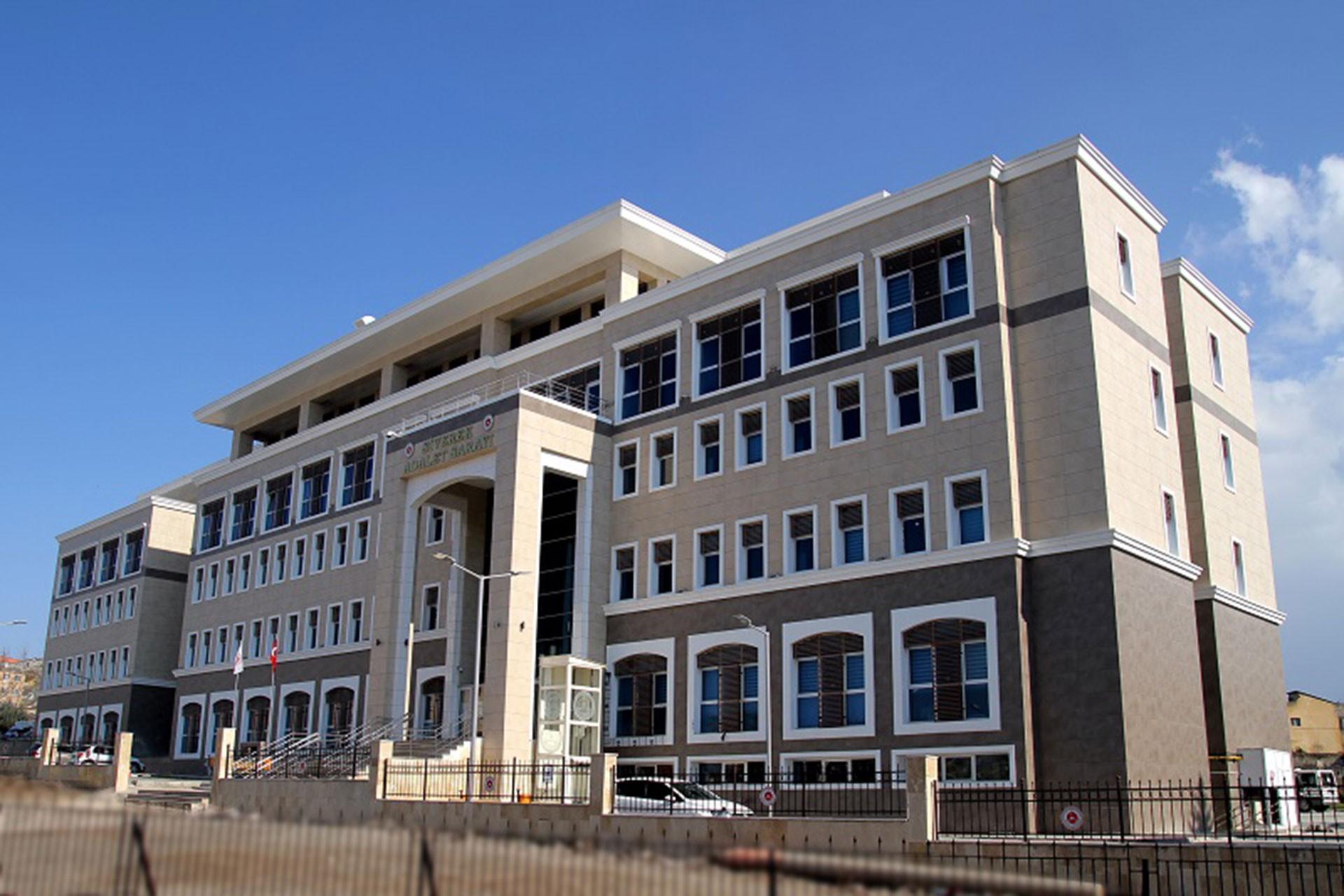 Siverek Adliyesi binası