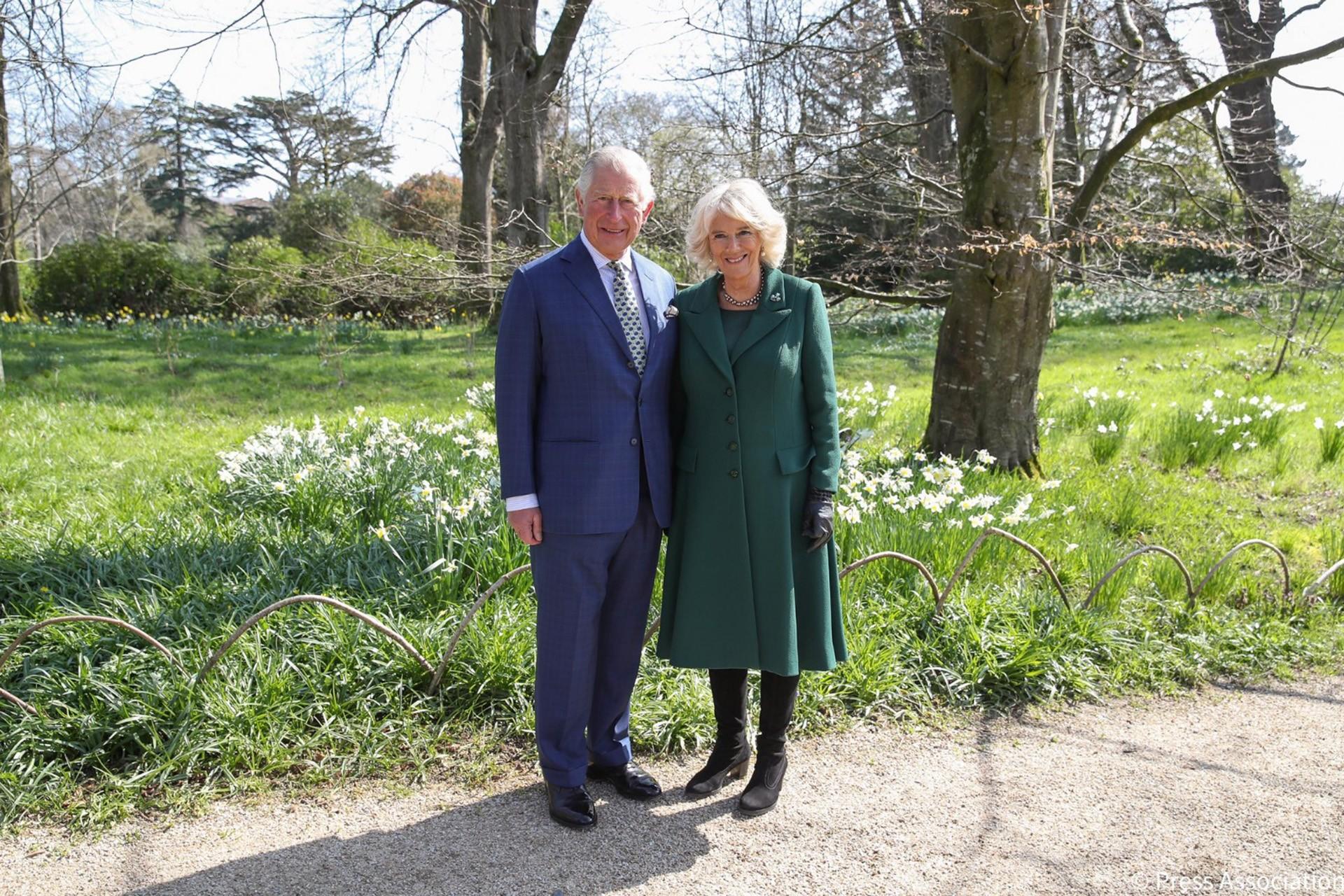 Charles ve eşi Camilla