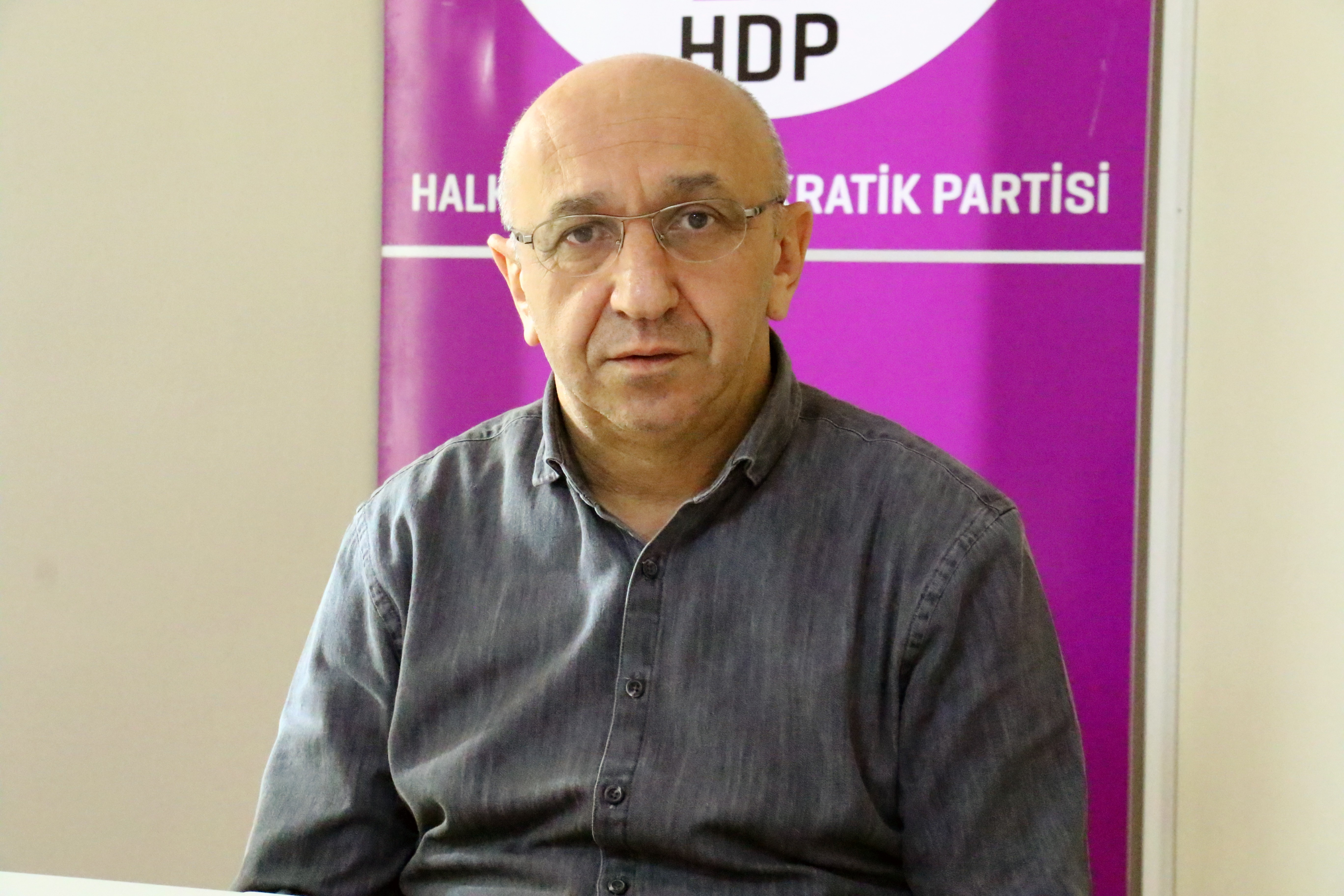 HDP Eş Genel Başkan Yardımcısı Alican Önlü