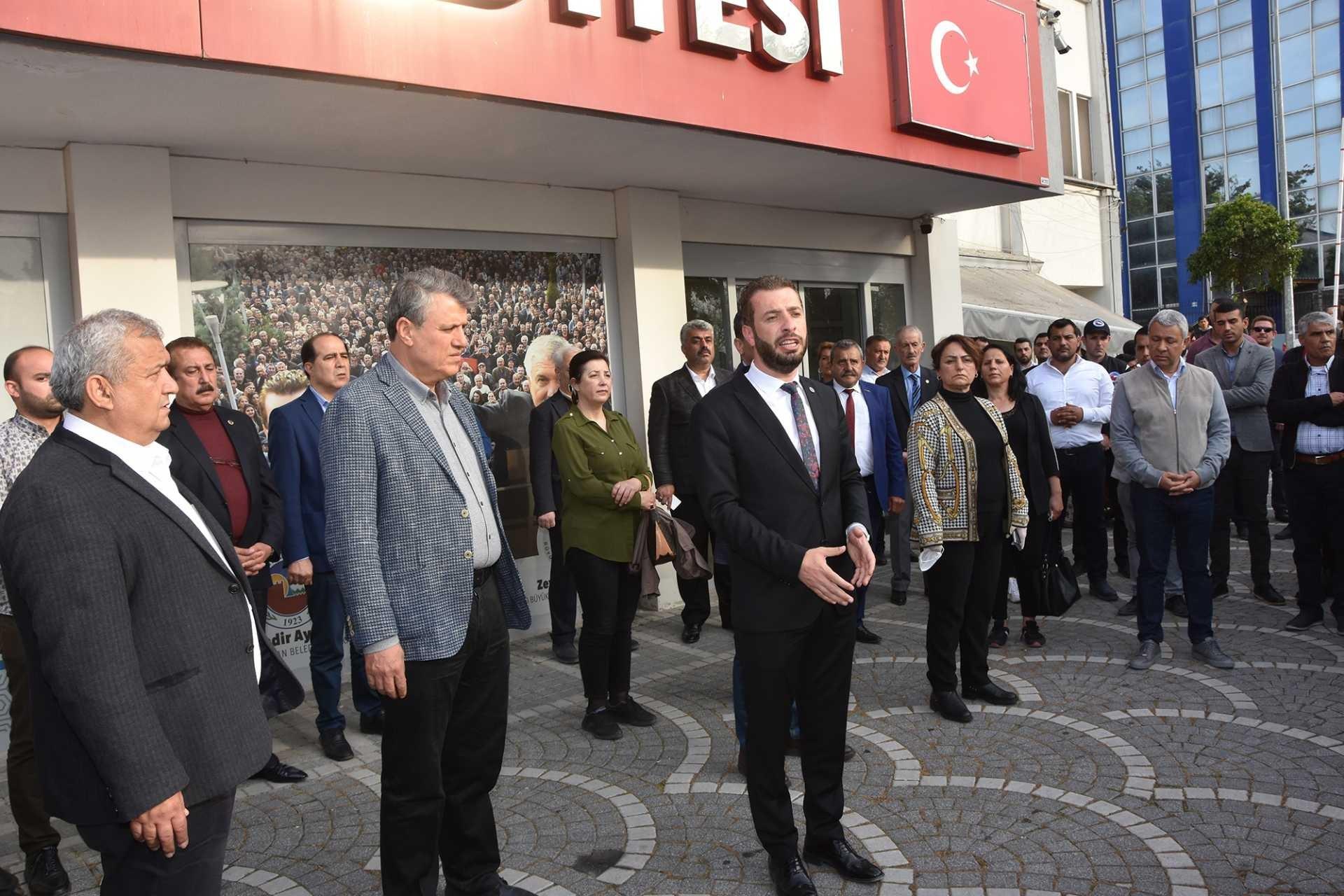 Ceyhan Belediye Başkanı Kadir Aydar