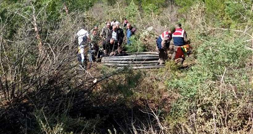 Arazöz uçuruma yuvarlandı: 1 işçi öldü