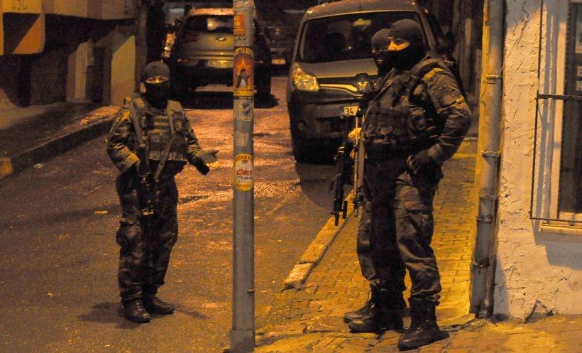 Okmeydanı, Karabük ve Kars'ta operasyon: Çok sayıda gözaltı