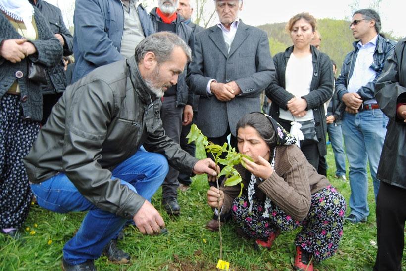 Bursa'dan Dersim'e meyve bahçeleri