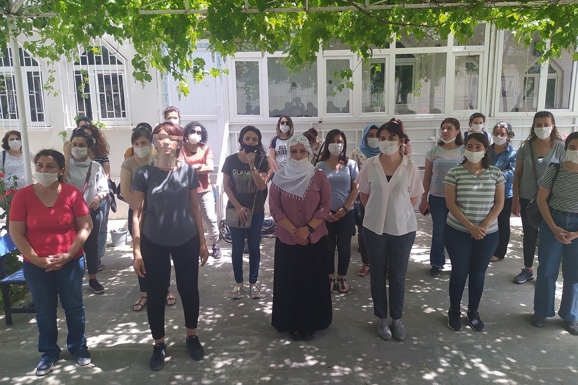 gözaltına karşı DAKAP'ın açıklaması