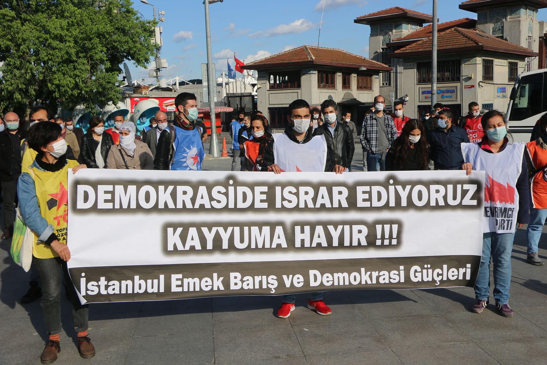 İstanbul Emek Barış ve Demokrasi Güçleri