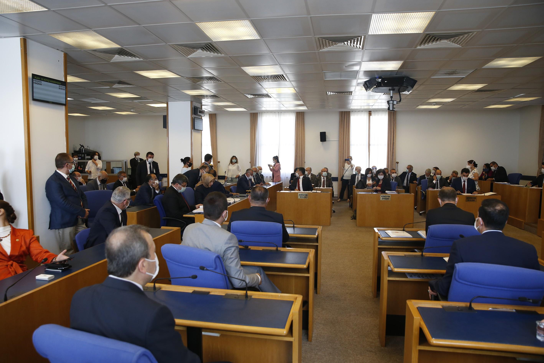 TBMM'de komisyon toplantısı