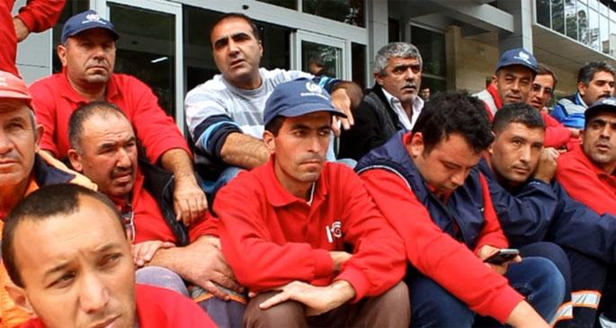 Gaziemir Belediyesi'nde işten çıkarma