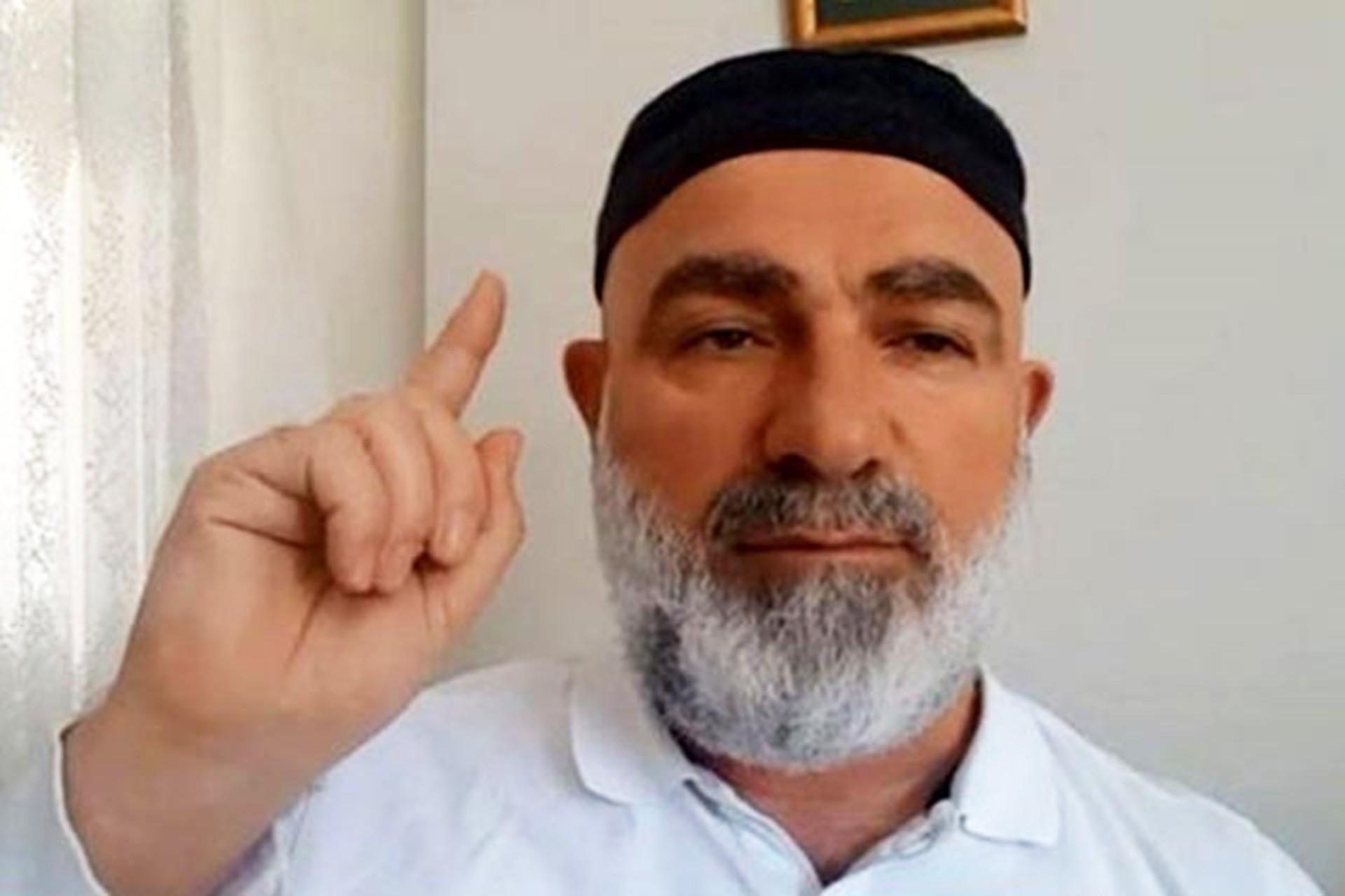 Görevden alınan Dr. Ali Edizer'in fotoğrafı.