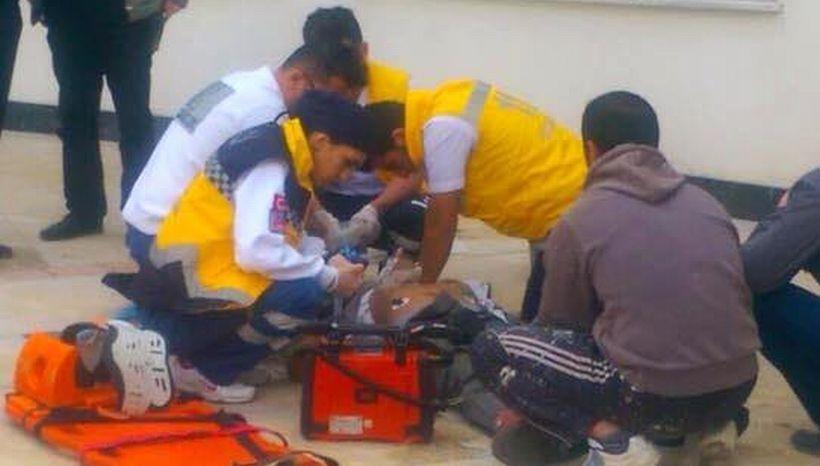 Kastamonu Üniversitesi'nde inşaattan düşen işçi yaşamını yitirdi